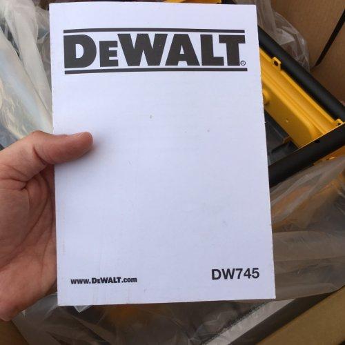 Dewalt DW745