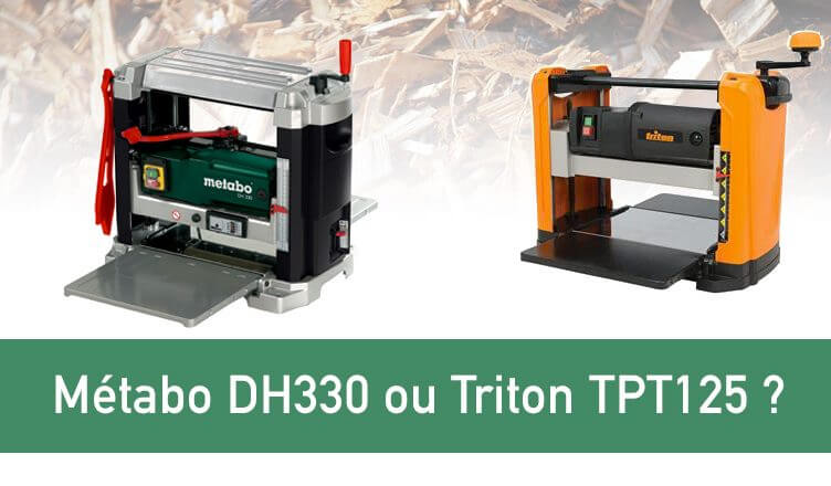 DH330 ou TPT125