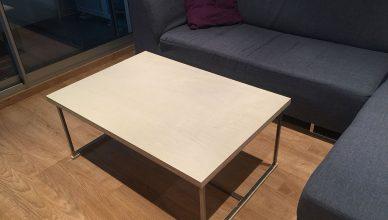 DIY TABLE BASSE DESIGN