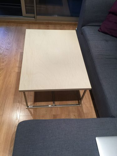 DIY TABLE BASSE DESIGN