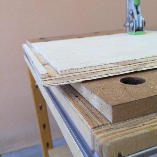 Fabriquer une boite de rangement en bois