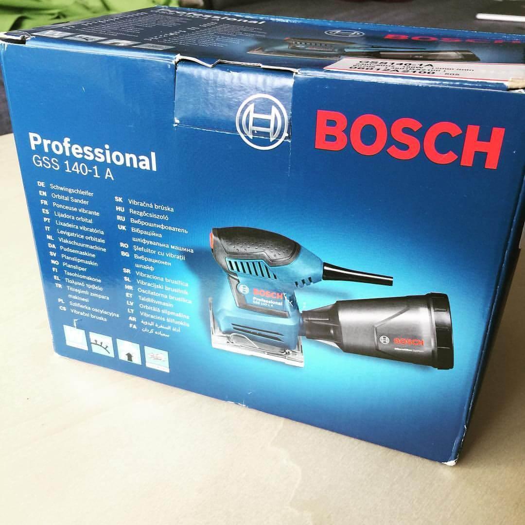 Bosch GSS 140 1- A