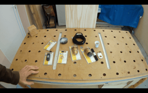 fournitures cablage electrique