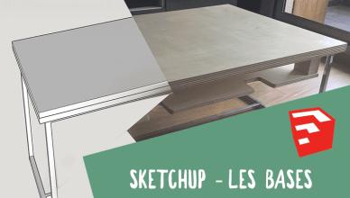 Sketchup pour débutant