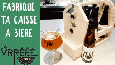 Caisse à bière Créativa