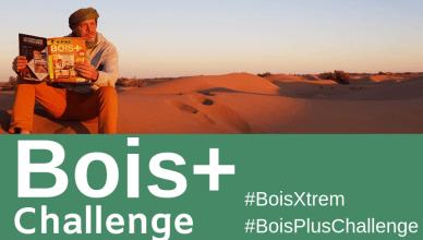 Bois+ Challenge DIYBOIS