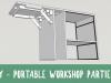 Portable Workshop - Partie 1 - DIYBOIS